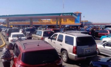 Desabasto de Gasolina e Ineficacia Oficial