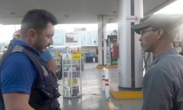 Refuerza Gobierno Capitalino Protección Civil en gasolineras de S.L.P.