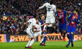 Ramos salva el orgullo merengue; 1-1 con Barcelona