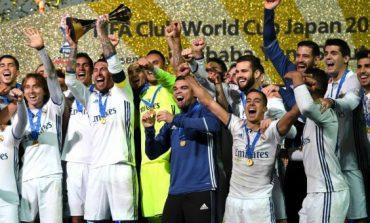 Real Madrid gana título de Mundial de Clubes