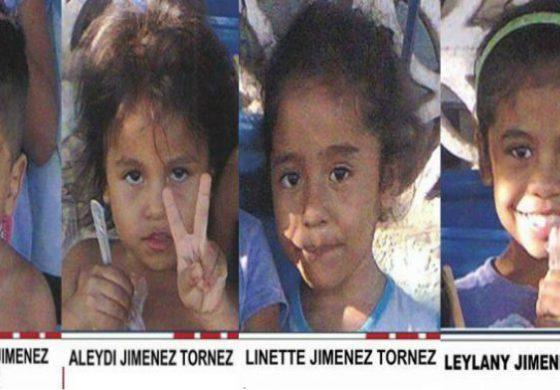 Localizan en Monterrey a cuatro niños secuestrados en Guerrero