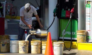Pemex pide a SLP evitar compras de pánico de combustibles