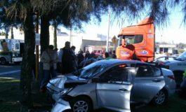 Arrollan a 7 peregrinos en Aguascalientes; un muerto