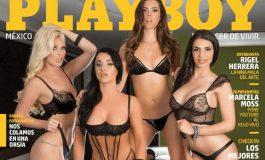 Playboy México: Las 12 mujeres más bellas 2016