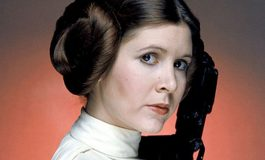 Muere Carrie Fisher, la princesa Leia, a los 60 años