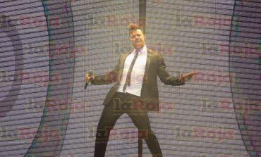 Con euforia y alegría recibieron potosinos a Ricky Martin en su gira One World