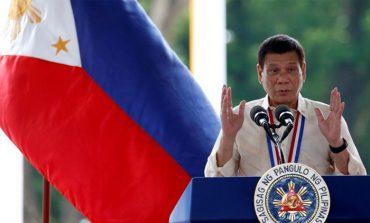 Presidente filipino admite que cazaba criminales