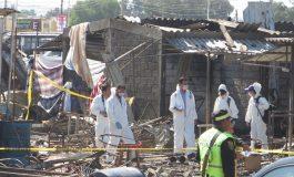 Aumentan a 35 los Muertos por la Explosión en San Pablito
