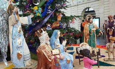 Cielito lindo y artesanías queretanas en el Vaticano