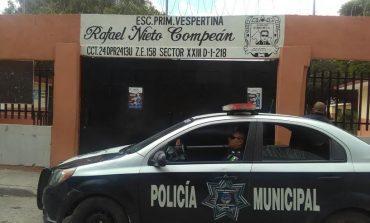 En Soledad Mantienen Operativos de Vigilancia en Escuelas por Vacaciones