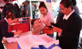 Arrancan con gran éxito brigadas de salud en Villa de Pozos