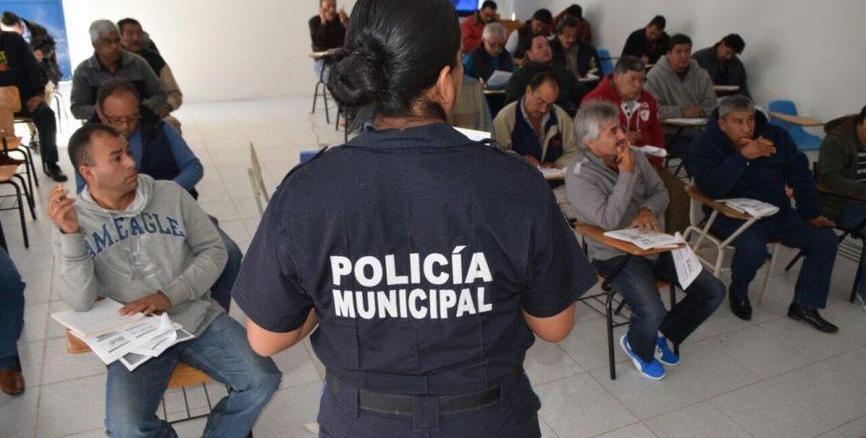 Ofrecen Capacitación en Cultura Vial a Taxistas