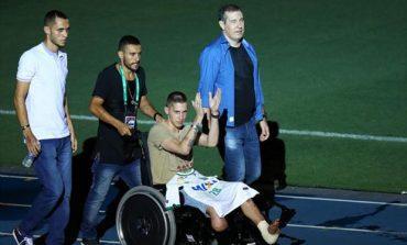 """Ruschel, accidentado con Chapecoense: """"En mayo puedo volver a jugar"""""""