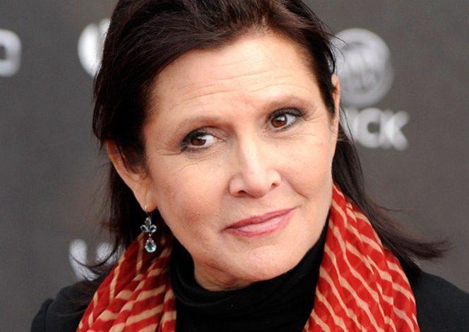 Disney recibiría indemnización por muerte de Carrie Fisher
