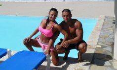 Exreina de belleza búlgara mata a su esposo en juego sexual