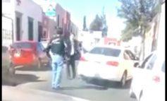 Detienen al Abogado que Agredió a un Taxista en Durango
