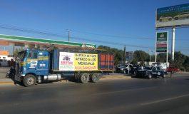AMOTAC Contra Gasolinazo con Rumbo a la Ciudad de México