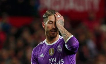 Autogol de Ramos termina con racha invicta del Real Madrid