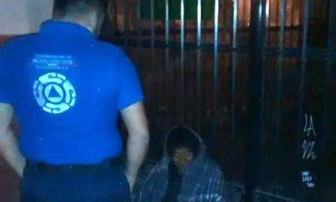 Protección Civil traslada personas en situación de calle a albergues municipales