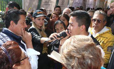 Alcalde Ricardo Gallardo apoya a plantel del COBACH