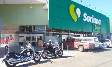 Operativos de seguridad en centros comerciales por posibles saqueos