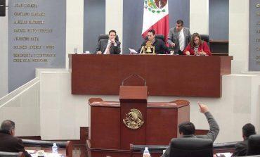 Congreso del Estado cerró procedimientos propios a solicitudes de licencia