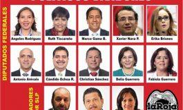 Diputados y Senadores Potosinos Callan Tras Gasolinazo