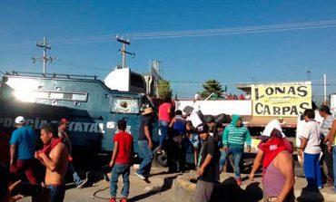 Confirma Hidalgo dos muertos y 25 heridos por protestas contra el gasolinazo