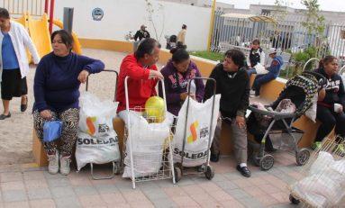 Infraestrucutura ofrece apoyo para quienes no puedad asistir a los programas sociales