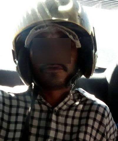 Conducía Bien Moto en su Motocicleta, Municipales lo Detienen