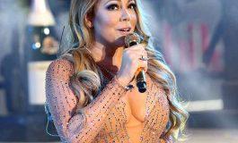 Mariah Carey hace el ridículo en su actuación en NY