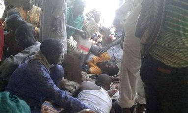 Nigeria admite 236 muertos por bombardeo erróneo