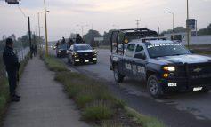 Realizó Policía Ministerial Operativo de Fin de Año en Zona Media