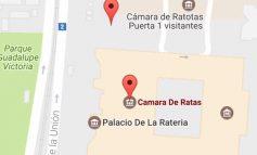 "Ahora renombran en Google Maps a San Lázaro como ""Cámara de Ratas"""