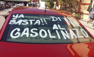 Llaman a manifestarse contra el gasolinazo en la Zona Media