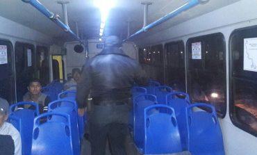 """Activa DGSPM operativo """"Vigía"""" para brindar seguridad a usuarios  de transporte publico."""