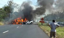 Mueren 25 personas en accidente de tránsito en Tailandia
