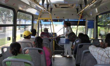 A partir de esta próxima quincena, nueva tarifa de transporte público para la capital y su Zona Metropolitana