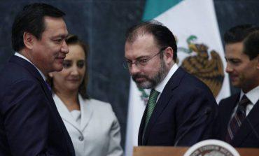 Videgaray regresa al Gobierno de Peña Nieto para ser interlocutor con Trump