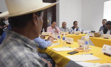 Realizan Reunión Ordinaria del Consejo Municipal de Desarrollo Rural Sustentable