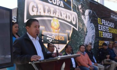 """Copa """"Gallardo 250"""" Prestigio y Tradición Deportiva en Soledad: GHV"""