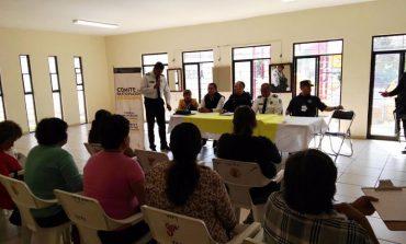 Continúa Conformación de Comités de Consulta y Participación Ciudadana