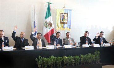 Se instala Consejo Intermunicipal de Seguridad Pública Zona Metropolitana