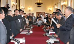 En Cabildo toma protesta coordinador de Derechos Humanos Municipal