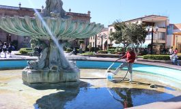 Ayuntamiento da mantenimiento constante a monumentos