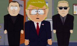 """Es muy difícil burlarse de Donald Trump"": South Park"