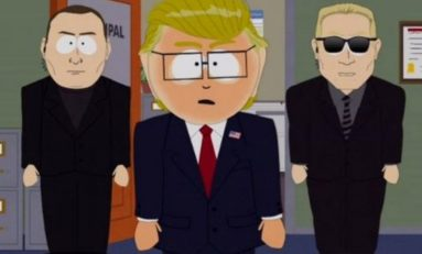 """Es muy difícil burlarse de Donald Trump"": South Park"
