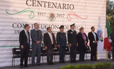 Conmemora SGS el Centenario Aniversario de la Constitución