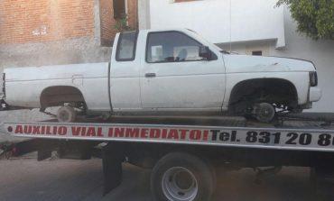Recuperan Dos Vehículos con Reporte de Robo en Soledad