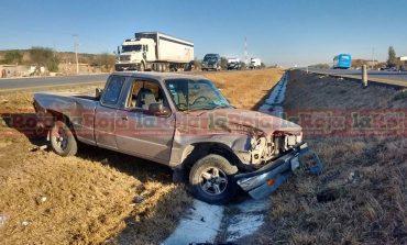 Falla Mecánica Ocasiona Choque Múltiple en Carretera 57